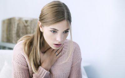 El nudo en la garganta ¿un síntoma de ansiedad?