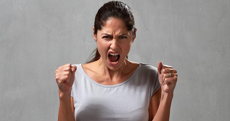 Enfado y ansiedad: dos enemigos muy íntimos.