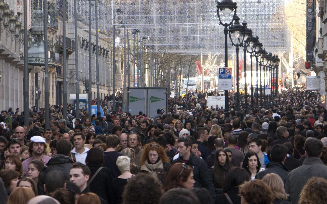 Fobia a las multitudes: ¿Conoces la enoclofobia?