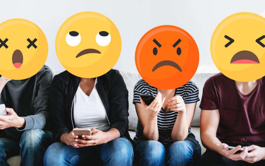 Emociones negativas: también son necesarias.