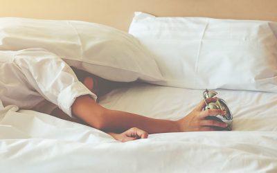 El sueño y la ansiedad, dos conceptos relacionados